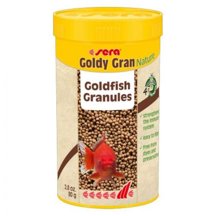 Sera Goldy Gran Nature  250Ml
