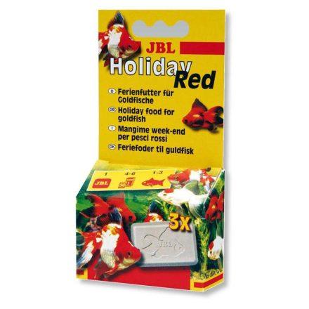 Jbl Holiday Red Aranyhalaknak  3 Db