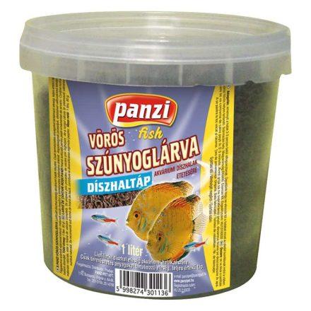 Panzi Szárított Vörös Szúnyog Lárva 1000Ml