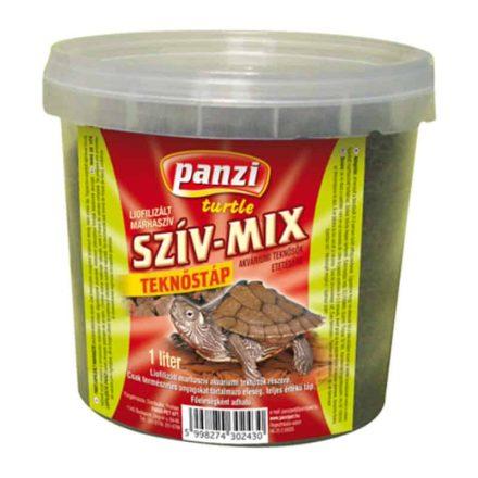Panzi Szív-Mix Teknősöknek  1000Ml