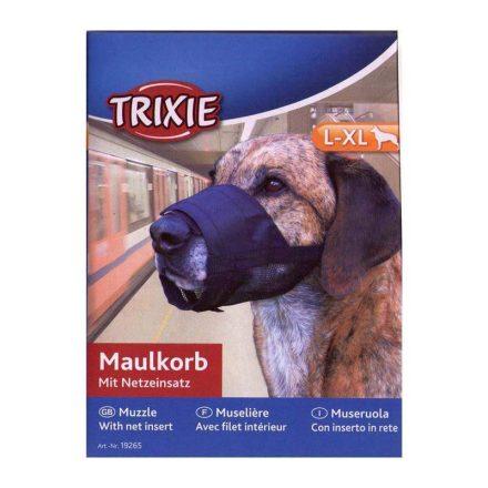 Trixie Szájkosár Hálós Kutyáknak Méret: L-Xl