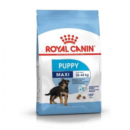 Royal Canin Kutyatáp Maxi Puppy  4Kg