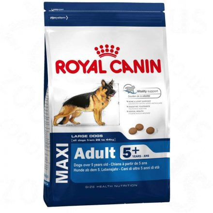 Royal Canin Kutyatáp Maxi Adult 5+  4Kg
