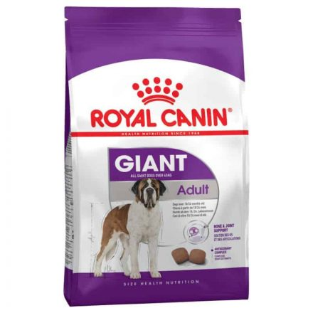 Royal Canin Kutyatáp Giant Adult  15Kg