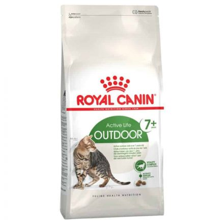 Royal Canin Cicatáp Outdoor 7+  10Kg