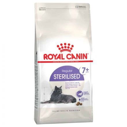 Royal Canin Cicatáp Sterilised 7+  1,5Kg