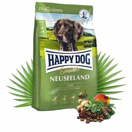 Happy Dog Kutyatáp Sensible Neuseeland Bárány+Zöldkagyló  4Kg