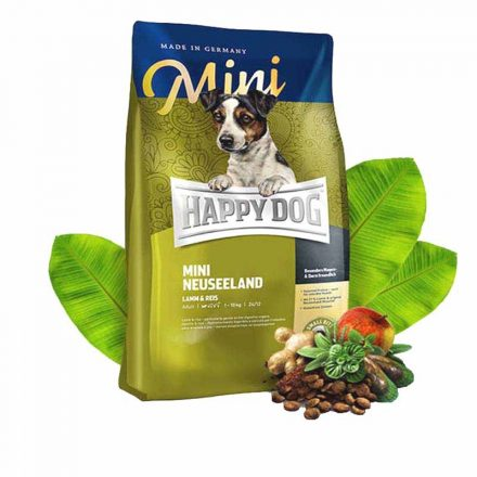 Happy Dog Kutyatáp Mini Neuseeland  4Kg