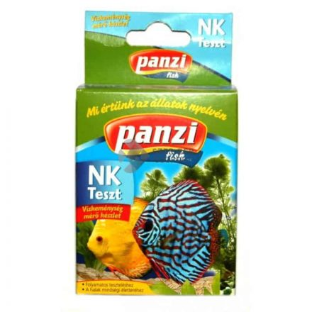 Panzi Ph Teszt Dobozos