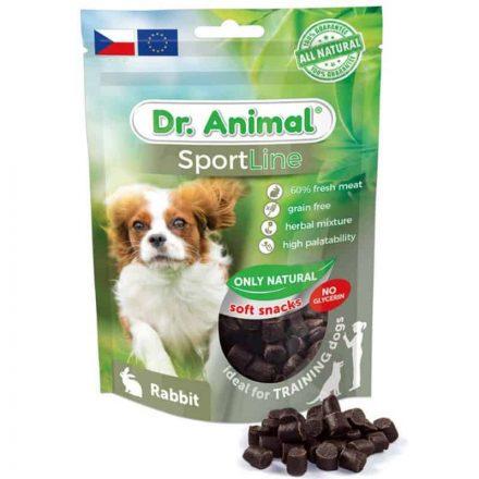Dr. Animal Sportline Jutalomfalat Nyulas Hipoallergén 100G