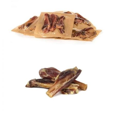 Serrano Jutalomfalat Mini Sonka Csont  3 Db/Csomag
