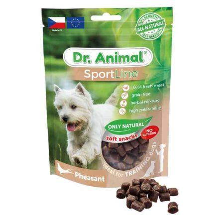 Dr. Animal Sportline Jutalomfalat Fácános Hipoallergén  100G