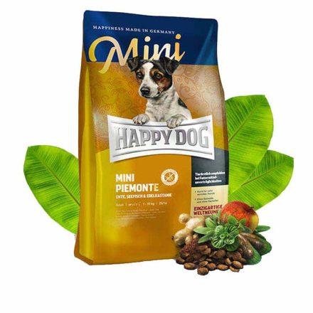 Happy Dog Kutyatáp Mini Piemonte  4Kg