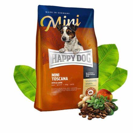 Happy Dog Kutyatáp Mini Toscana  1Kg