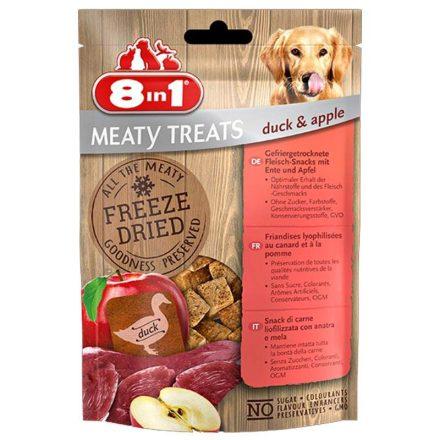 8In1 Jutalomfalat Meaty Treats Duck & Apple