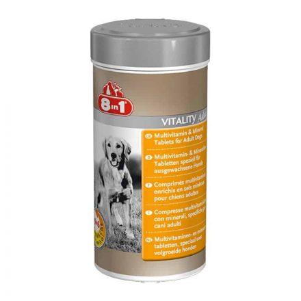 8In1 Vitality Multivitamin Tabletta Kutyáknak  70Db