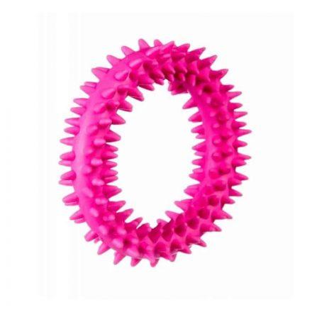 Barry King Játék Pink Gumikarika Kutyáknak