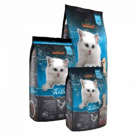 Leonardo Cicatáp Kitten Csirkehúsban Gazdag Friss Hússal  7,5Kg