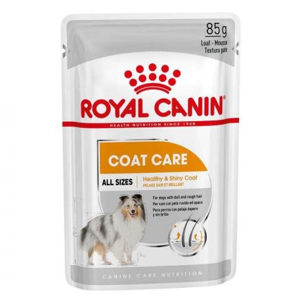 Royal Canin Alutasakos Kutyakonzerv Coat Beauty Care  85G