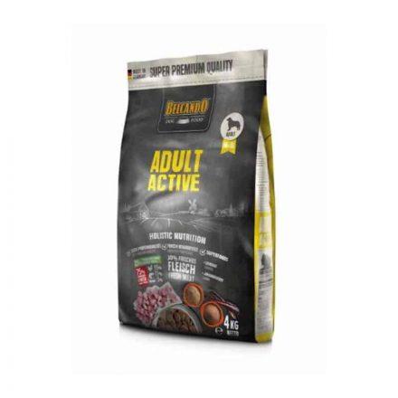 Belcando Kutyatáp Adult Active  Friss Hússal  4Kg