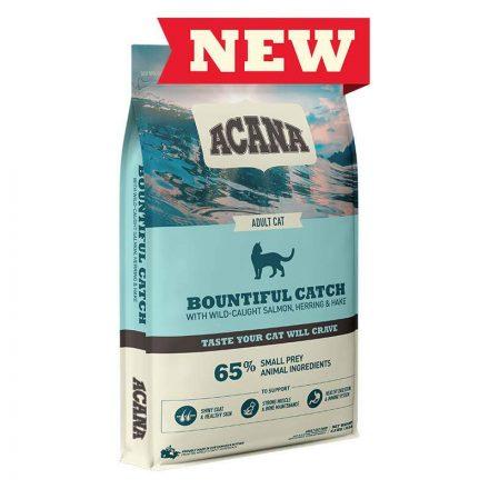 Acana Cicatáp Bountiful Catch  4,5Kg