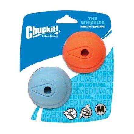 Chuckit Kutyajáték The Whistler Fütyülős Labda Szett  1 Csomag