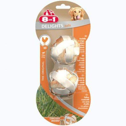 8In1 Jutalomfalat Delight Chicken Balls M