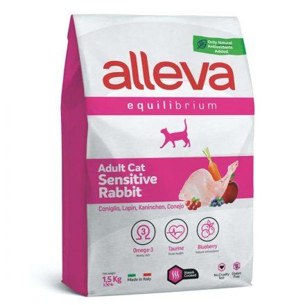 Alleva Equilibrium Cicatáp Adult Sensitive Rabbit  1,5Kg