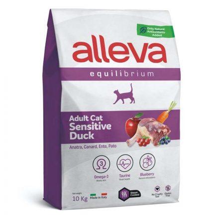 Alleva Equilibrium Cicatáp Adult Sensitive Duck  10Kg
