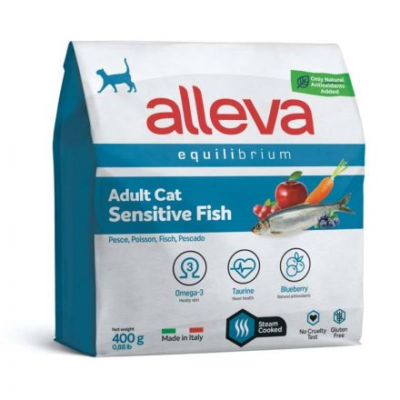 Alleva Equilibrium Cicatáp Adult Sensitive Fish  10Kg