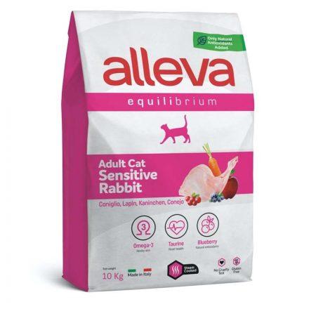 Alleva Equilibrium Cicatáp Adult Sensitive Rabbit  10Kg