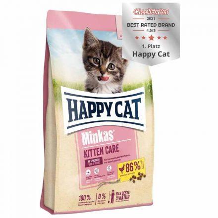 Happy Cat Cicatáp Minkas Kitten Care  10Kg